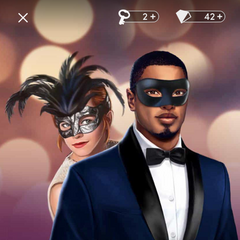 James: Masquerade Ball