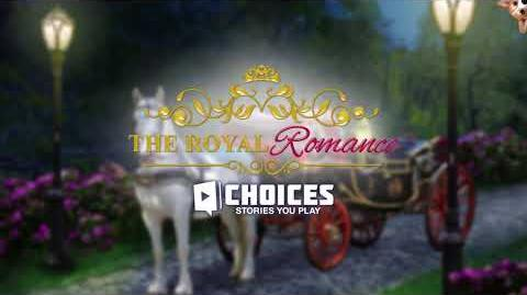 The Royal Romance - The Stroke of Midnight