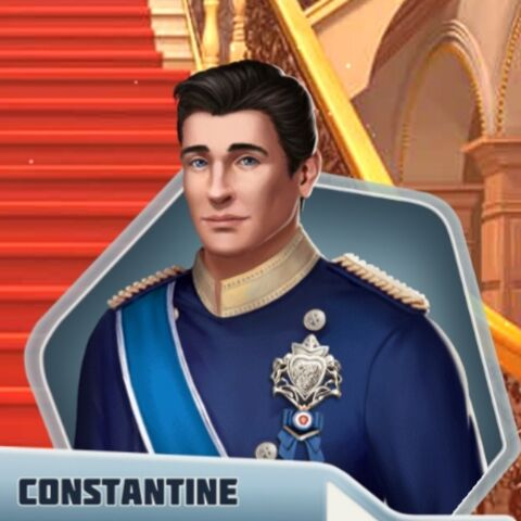 Young Constantine