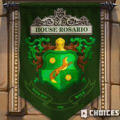Sneak Peek #3 - House Rosario
