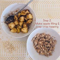 Apple Crisp Mug Recipe (Part 2)