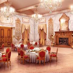 Madeleine's Estate Dining Room