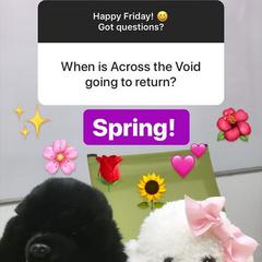 ATV's return Jan. 2019 Update