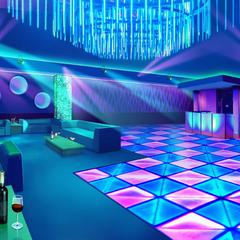 Club Qube in Los Angeles, CA, USA