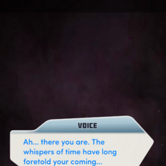 Mysterious Voice Part II