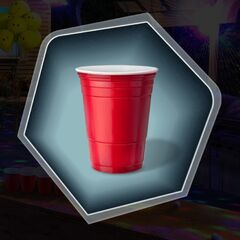 Red plastic cup (beer pong)