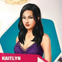 Kaitlyn's look in <i>The Freshman</i>