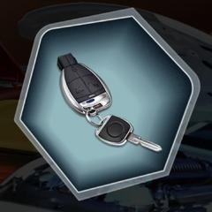 Kaneko's car keys