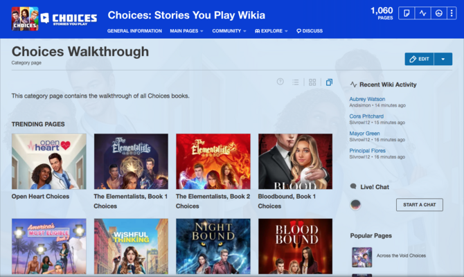Choices: Stories You Play Wikia | FANDOM powered by Wikia