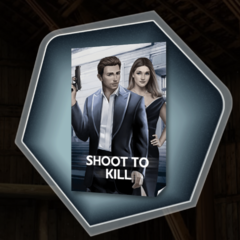 Matt's first movie, Shoot to Kill Poster