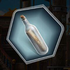 Bottles for target practice