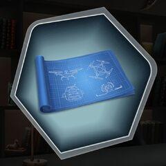 Auvernal's Drone Schematics (mimicking Monterisso)