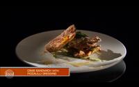 Gina's Crab Sandwich