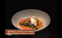 David's Calamari and Soup