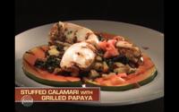 Franceso's Stuffed Calamari