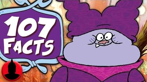 107 Chowder Facts You Should Know! (107 Facts S6 E10) ChannelFrederator
