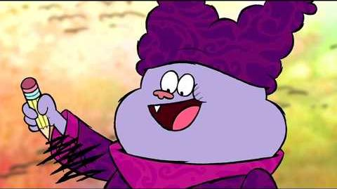All Fourth Wall Breaks in Chowder