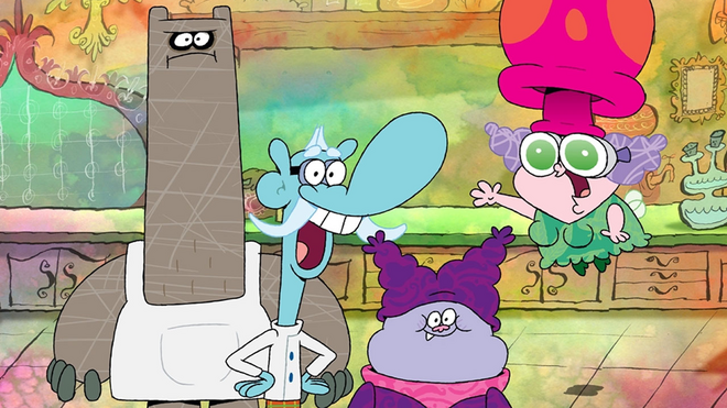 Chowder Characters