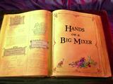 Hands on a Big Mixer