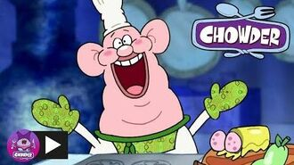 Chowder Best Chef Cartoon Network