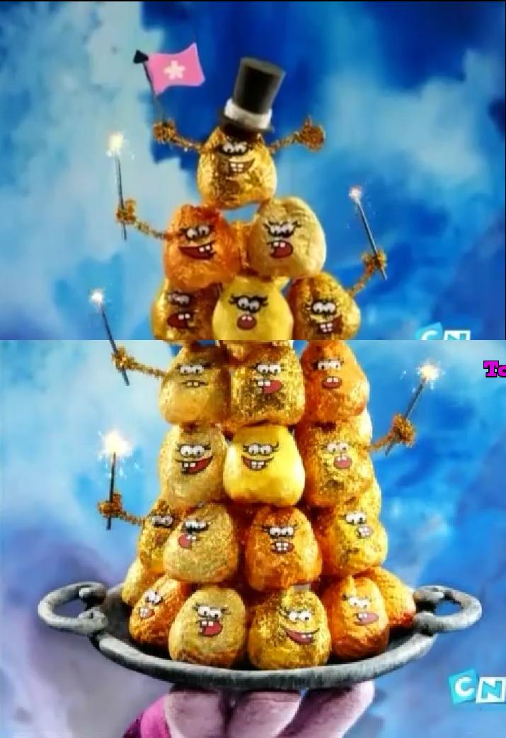 Won Ton Bombs (food) | Chowder Fan Club | FANDOM powered by Wikia
