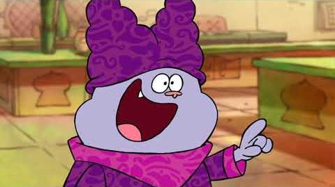 Chowder - Season 1 Episode 7 - Part 1 2 - Sing Beans