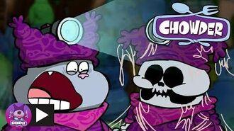 Chowder Creepy Cellar Cartoon Network