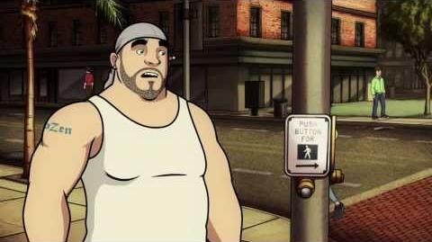 Chozen - Red Band Trailer