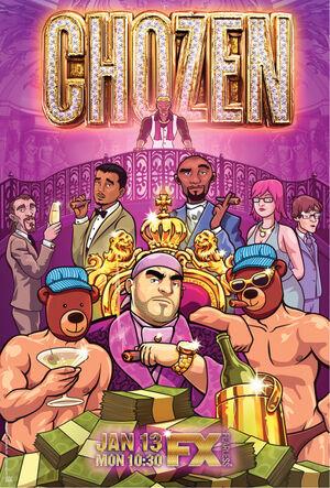Chozen Wikia Promo Poster 01