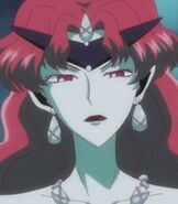Queen Beryl in Pretty Guardian Sailor Moon Crystal