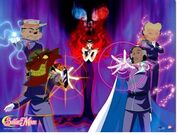 Sailor brittany season 1 villians
