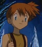 Misty in Pokemon 3 the Movie