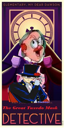 The Great Tuxedo mask detective