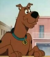 Scooby Doo in Scooby Doo on Zombie Island