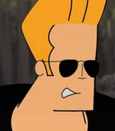 Johnny Bravo in Staylongers
