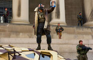 TDKR- Four of Bane's Henchmen played by stuntmen