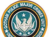 Major Crimes Unit