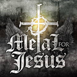 Metal For Jesus Cover