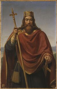 Clovis I King of France
