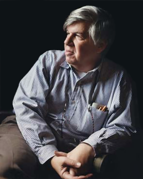 Stephen Jay Gould by Kathy Chapman