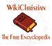 WikiChristian logo