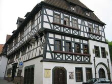 Luther haus eisenach