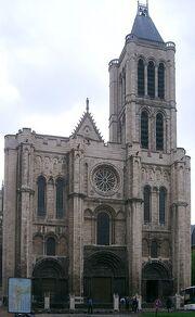 St. Denis Basilica in Paris