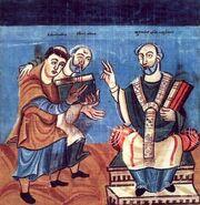 Christian Scholar Alciun and Others