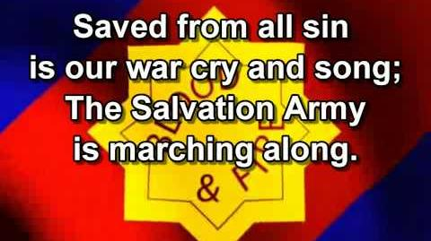 Come Join Our Army - w Lyrics - The Salvation Army Song Book 681