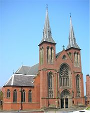 St Chads Cathedral Birmingham