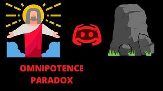 Omnipotence Paradox Philosophy Debate On Discord