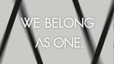 Capital Kings - We Belong As One. (feat. tobyMac) - Lyric Video
