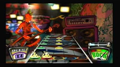 Guitar Hero - Guitar Hero - Monkey Steals the Peach - Expert Guitar - 43 47