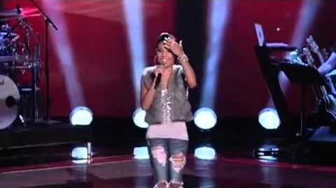 The Voice Season 2 Sera Hill - I'm Going Down (With Christina Aguilera).flv